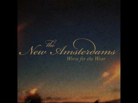The New Amsterdams - Hanging On For Hope