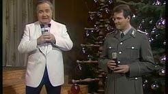 NVA-Gefreiter und DDR-Schlagersänger Gerd Christian 25.12.1984