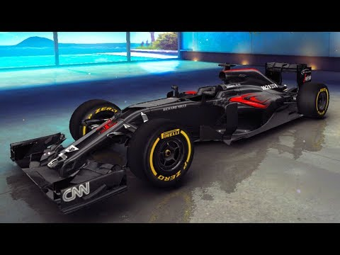 Asphalt 8, aguila.negra, McLaren MP4-31, Multiplayer