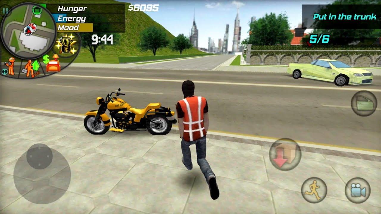 Big City Life Simulator #12 THIEF! - Android gameplay