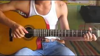 mưa thủy tinh guitar
