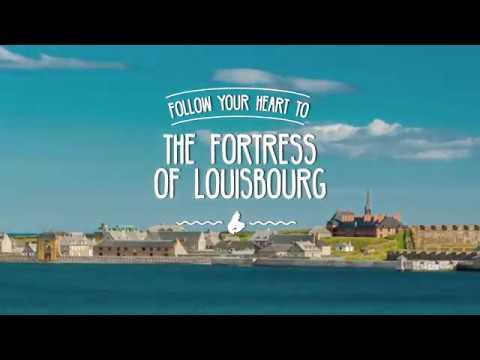 Cape Breton Island - Fortress of Louisbourg