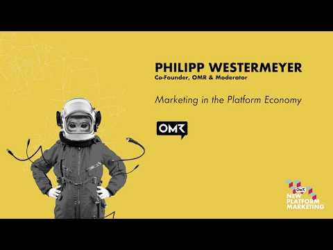 Philipp Westermeyer, CEO & Founder OMR | NPM17