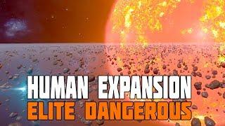 Elite Dangerous - Human Expansion Beyond the Bubble