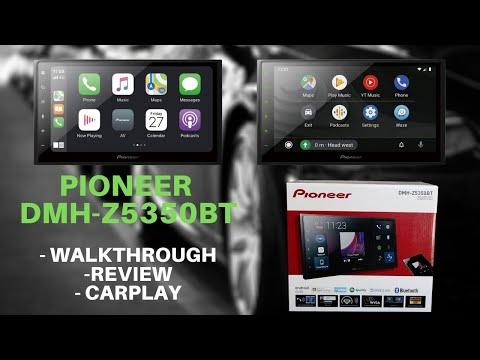 Pioneer DMH-Z5350BT Full Review + Walkthrough.