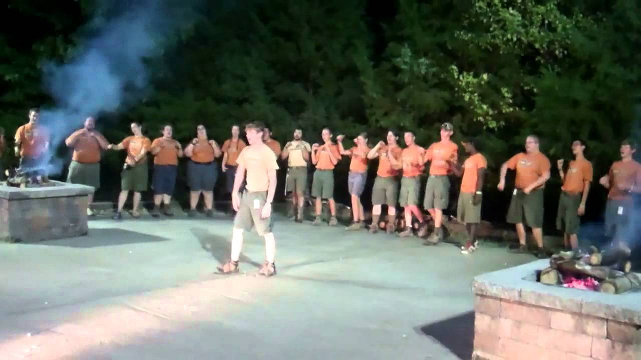 Pizza Man Skit Greater St  Louis Area Council BSA and American Heritage  Girls Regional Camp