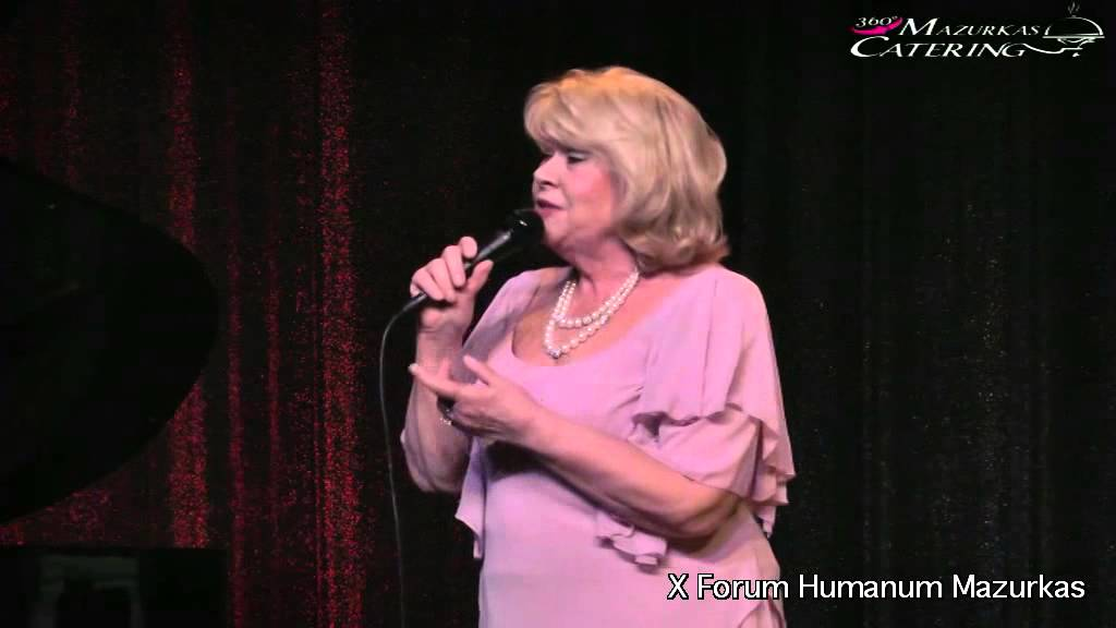 X Forum Humanum Mazurkas-Jolanta Kubicka i A.Płonczyński-