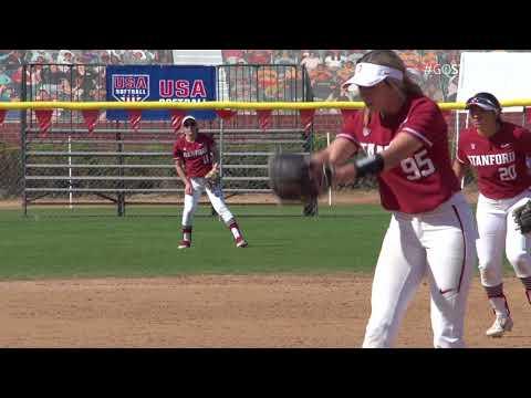 Stanford Softball vs. Grand Canyon [2.17.18]