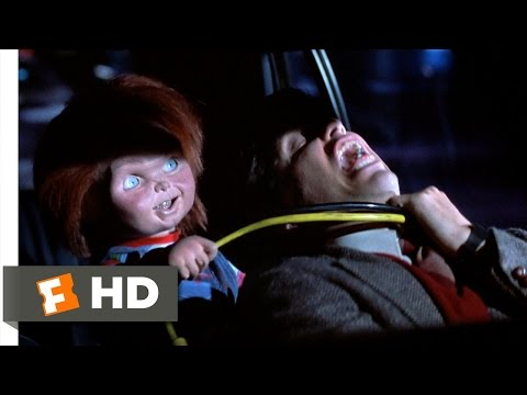 Child's Play (5/12) Movie CLIP - Chucky Attacks Mike (1988) HD