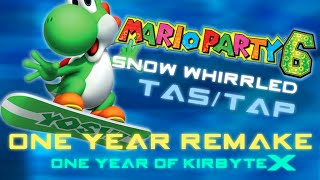 Mario Party 6: EXTREME Snow Whirrled (TAS/TAP) [ONE YEAR REMAKE]