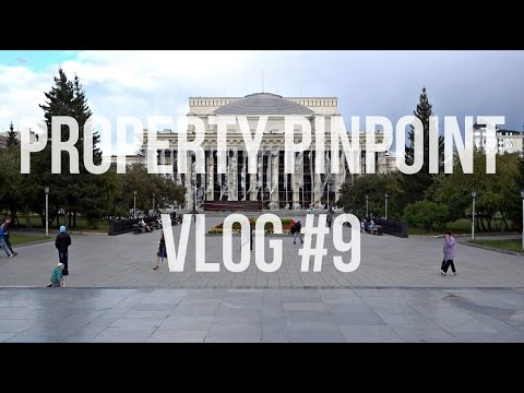 Novosibirsk, Russia - Property Pinpoint Vlog Ep 9