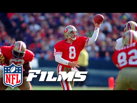 #10 Steve Young | NFL Films | Top 10 Quarterbacks of All Time