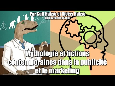 Mythologie et fictions contemporaines dans la publicité et le marketing - Head Bang - Juillet 2016