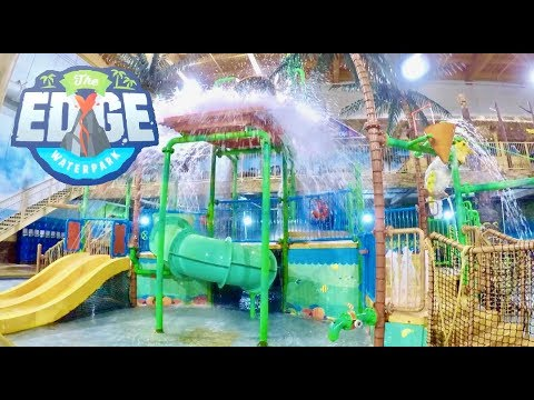 The Edgewater WaterPark In Duluth Minnesota
