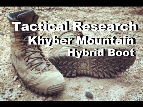 Tactical Research Khyber Mountain Hybrid Boot