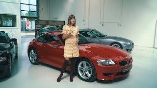 Een trio van BMW Z4 M's