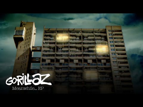 Gorillaz - Meanwhile... ft. Jelani Blackman with Barrington Levy (Official Visualiser)