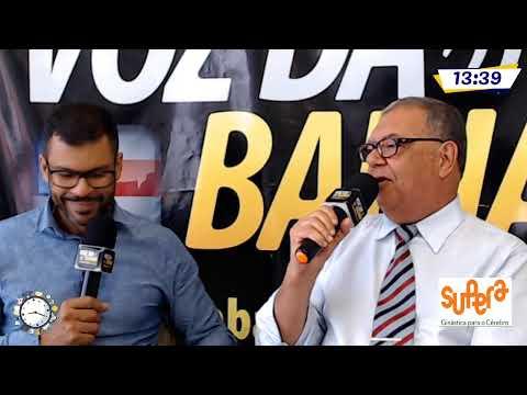Live Meio-Dia e Meia hoje Dr. Jose Reis Filho Advogado e Presidente do PTB em SAJ