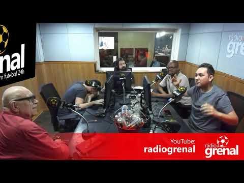 Dupla em Debate - Rádio Grenal ao vivo - 24/10/2019