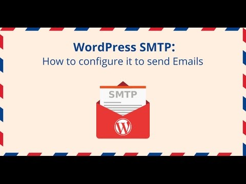 Setting External Email SMTP WordPress Fix Sending Receiving Email