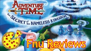 Adventure Time: Secret of the Nameless Kingdom - Fnu Reviews