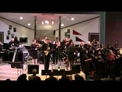Heaven Help Us All - Grady Nichols, Rose Sparrow, and the St. James Gospel Choir