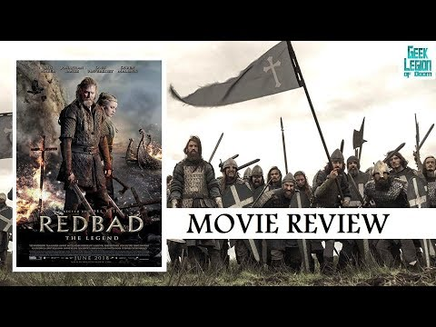REDBAD ( 2018 Gijs Naber ) Historical Fantasy Movie Review
