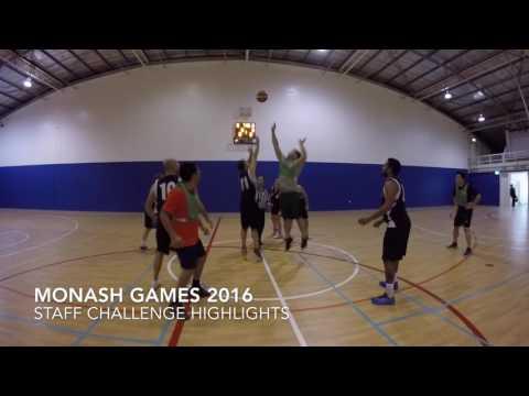 Monash Games Staff Challenge 2016