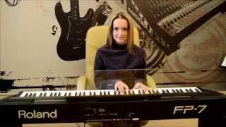 Уроки вокала. Видео-урок вокала Ирины Лещик-Третьяковой
