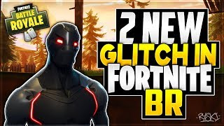GLITCHES FORTNITE BATTLE ROYALE - 2 NEW WALLBREACH OUT OF MAP GOD MODE GLITCHES FORTNITE BR