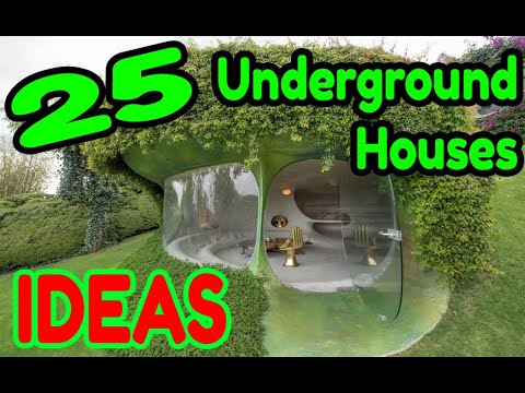 Underground Home Shelter ; this is the future of housing !