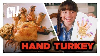 If Hand Turkeys Were Real thumbnail