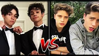 NEW Lucas And Marcus Vs Martinez Twins | dobretwins Vs blondtwins Battle Musers