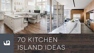 70 Kitchen Island Ideas