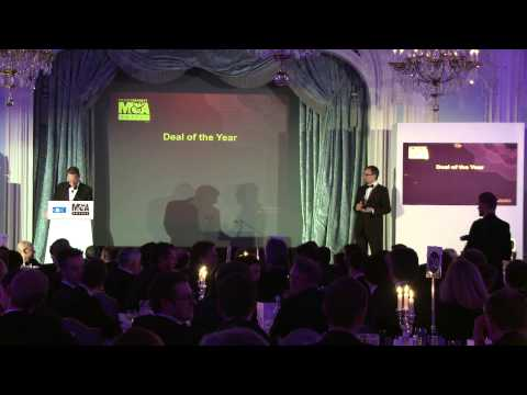 Merger of LaFarge S.A and Holcim - Deal of the Year