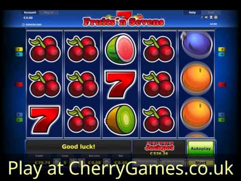 Fruits 'n sevens Video slot - Play online Novomatic Casino games for free
