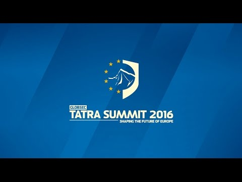 GLOBSEC Tatra Summit Annual Speech on Europe