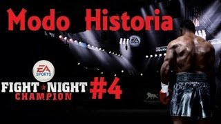 Fight Night Champion Ps3 español l Champion Mode (Modo Historia) l Cárcel de calvos