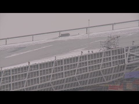 U.S. Bank Stadium Passes Snow Test With Ease