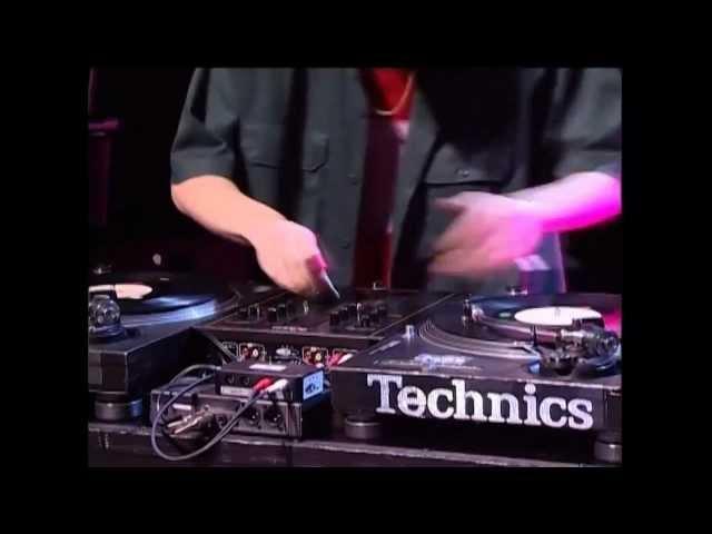 DJ Akakabe (Japan) - 2004 DMC World Battle Performance