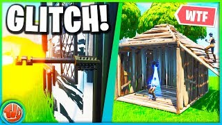 5 Grote GLITCHES À FORTNITE!! Plaats TRAP En 1x1!!