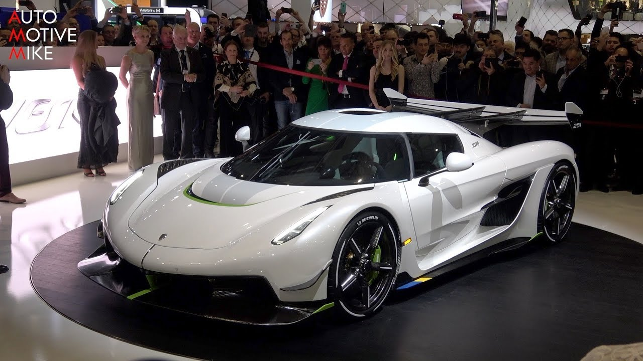 Ny Auto Show Koenigsegg Jesko Megacar Car Guy Chronicles