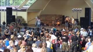 Muzyka Country HD Wisła Vermond City Wiślaczek Country 2013