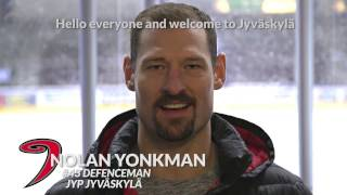 Experience Jyväskylä by visiting the favourite locations of Nolan Yonkman, a Canadian ice hockey player who plays for JYP. As all the locations are close to the city centre, you can also visit them by bicycle or on foot. http://visitjyvaskyla.fi/en/see-experience/themed-routes/experience-jyvaskyla-like-yonkman  Video: Valokuvaamo Jiri Halttunen Music: The Indigo