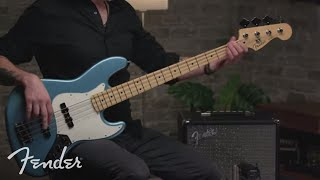 Player Series Jazz Bass | Player Series | Fender