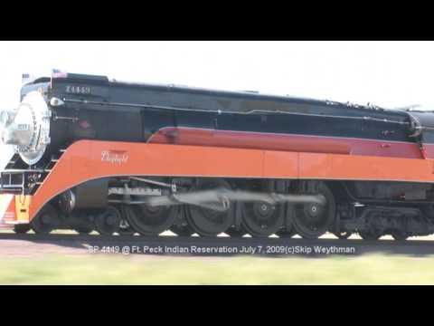 SP 4449 Ft Peck Indian Rez pt2