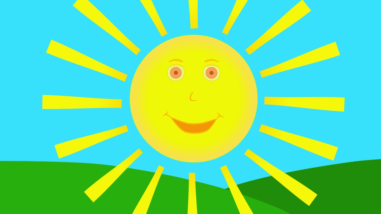 The Sunny Day Song - YouTube