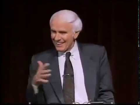 Jim Rohn - Increasing your value