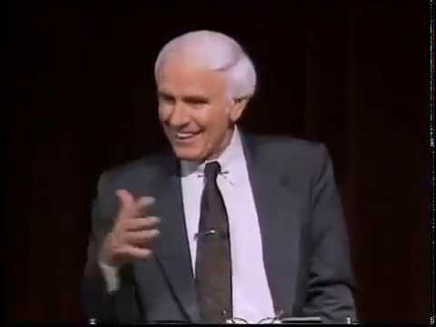 Jim Rohn - Increasing Your Value