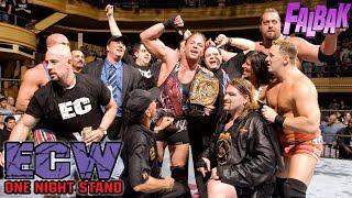 ECW One Night Stand 2006 Retro Review   Falbak
